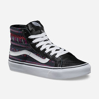 VANS Guate Stripe SK8-Hi Slim Womens Shoes | Sneakers