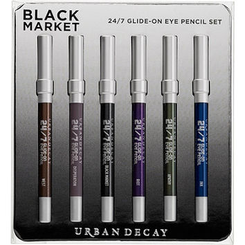 Black Market 24/7 Glide-On Pencil Set