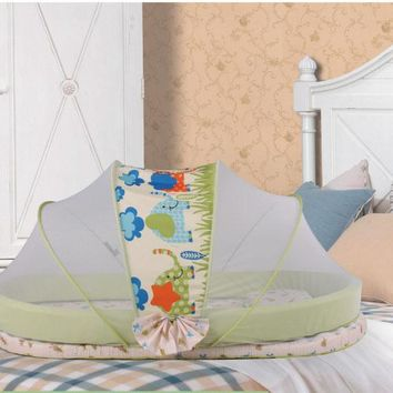 New! Portable Baby Cot. 0 To 2 Years