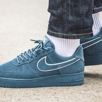 KU-YOU NIKE AIR FORCE 1 AQUA BLUE