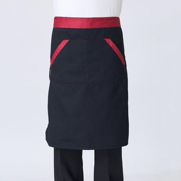 Waist Half Body Cafe Restaurant Aprons