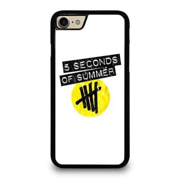 5 SECONDS OF SUMMER 2 5SOS Case for iPhone iPod Samsung Galaxy