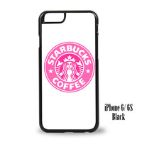 Pink Starbuck for iPhone 6, iPhone 6s, iPhone 6 Plus, iPhone 6s Plus Case