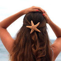 Starfish Hair Clip Large