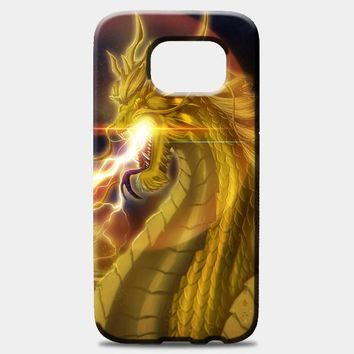 King Ghidorah Samsung Galaxy Note 8 Case