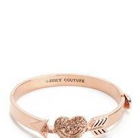 Pave Heart & Arrow Bangle by Juicy Couture, O/S