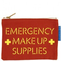 Flight 001 – Where Travel Begins.  F1 Emergency Makeup Pouch - Toiletry Bags - All Products