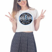 a day to remember For Womens Crop Shirt **