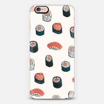 Sushi iPhone 6s case by Sara Combs | Casetify