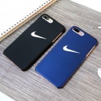 "Trendy ""Nike"" Printed Sports Iphone 7 & 7Plus Cover Case + Gift Box"