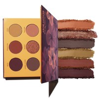 Beauty Rust Eyeshadow Palette