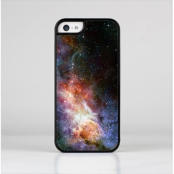 The Mulitcolored Space Explosion Skin-Sert for the Apple iPhone 5c Skin-Sert Case