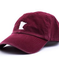 Women's Sun Washed State Cap - sota clothing