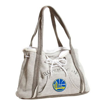 Golden State Warriors NBA Property Of Hoodie Purse