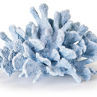 """15"""" Cluster Accent Coral, Blue   One Kings Lane"""