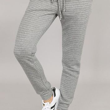 Grey Relaxed Jogger