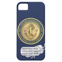 US Navy iPhone 5 Cases