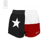 TYLER'S TEXAS FLAG RACER SHORTS - YOUTH