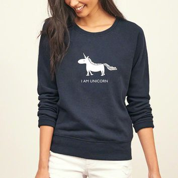 I Am Unicorn - Women's Sweatshirt