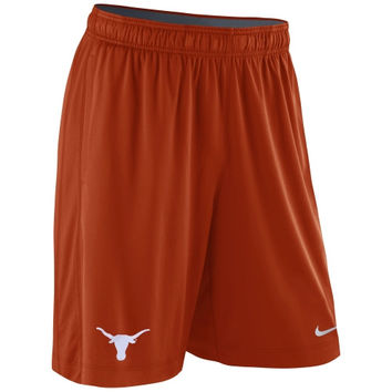 Texas Longhorns Nike Fly Shorts – Burnt Orange