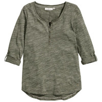 H&M Jersey Top $17.95
