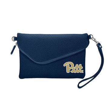 Pitt Panthers Tailgate Pebble Purse