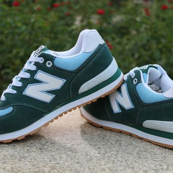 """""""New Balance"""" Men Sport Casual Multicolor N Words Breathable Sneakers Running Shoes"""