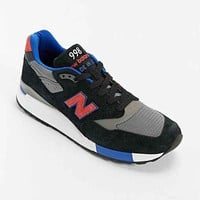 New Balance Made In USA 998 Running Sneaker- Black