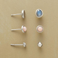 DAYBREAK EARRINGS TRIO         -                  Stud         -                  Earrings         -                  Jewelry                       | Robert Redford's Sundance Catalog