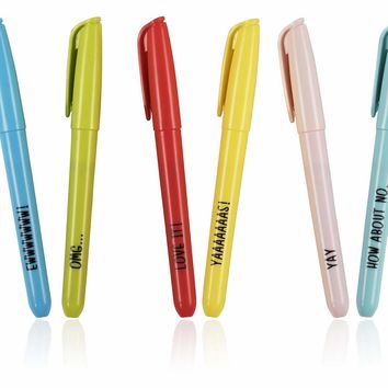 Smell Me! Vibe Squad Scented Pens