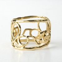 Love Ring - 18K Gold
