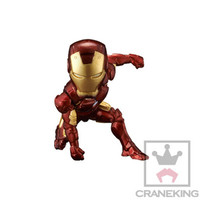 Mark IV IR-004 Iron Man 3 CraneKing Banpresto Minifigure
