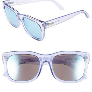 Women's Le Specs 'Captain Courageous' 53mm Sunglasses