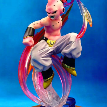 Dragonball Z Sagas Dragon Ball Boo Buu Figure Super Saiyan SonGoku Gotenks Majin Figuarts Zero 16CM PVC DBZ Action Figure