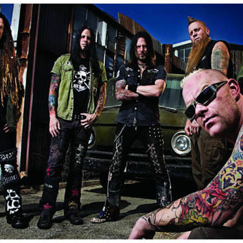 Five Finger Death Punch 5FDP Poster 11x17