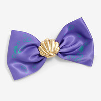 Disney The Little Mermaid Shell Hair Bow - BoxLunch Exclusive