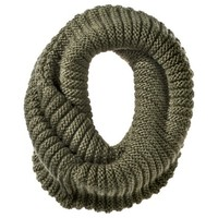 Mossimo® Twisted Neck Snood Scarf - Green