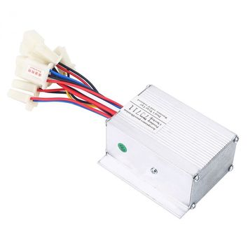 VGEBY 24V Electric Bicycle Parts  250W Motor Brushed Controller Box for Electric Bicycle Scooter E-bike