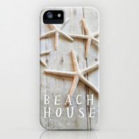 beach house iPhone & iPod Case by Sylvia Cook Photography