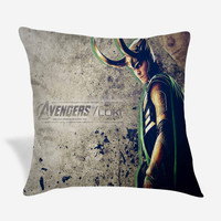 The Avengers Loki Cushion Covers