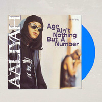 Aaliyah - Age Aint Nothing But A Number LP - Urban Outfitters