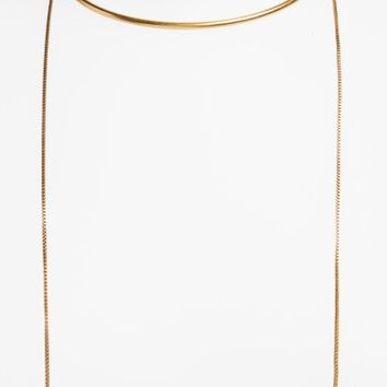 Madewell Chain Choker Necklace | Nordstrom