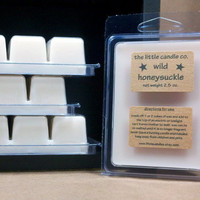 Soy Wax Melt: Wild Honeysuckle Scented Soy Wax Tart