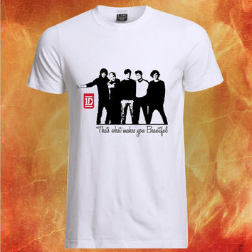 One Direction tour shirt, One Direction tshirt, One Direction clothing, One Direction t shirt, One Direction Tshirt  Mens and womens