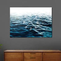 Winds of the Sea Art Print by Nicklas Gustafsson