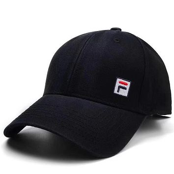 Perfect Fila Unisex Fashion Casual Cap