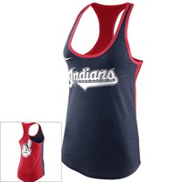 Nike Cleveland Indians Racerback Tank - Women's