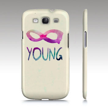 Forever Young Samsung Galaxy S3 Case