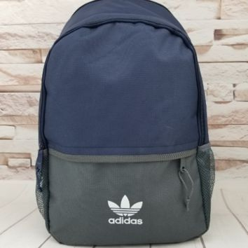 Fashion Adidas Print Sport School Shoulder Bag Travel Bag