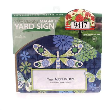 Home & Garden Capistrano Dragonfly Design Outdoor Decor